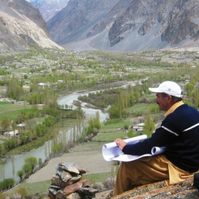 AKAH and USAID sign agreement to create resilient communities in Shimshal Valley
