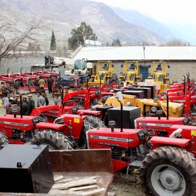 GBDMA gets machines worth 680 mn rupees