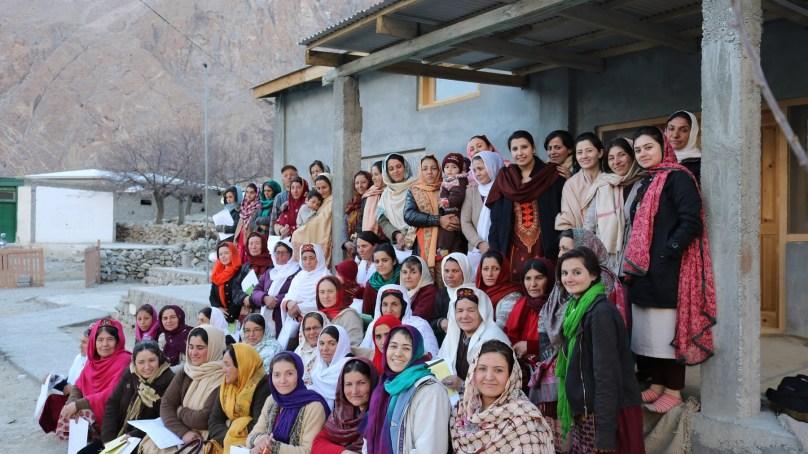 "WWF-Pakistan Trains Hunza Women on ""Climate Smart Mountain Livelihood Options"""