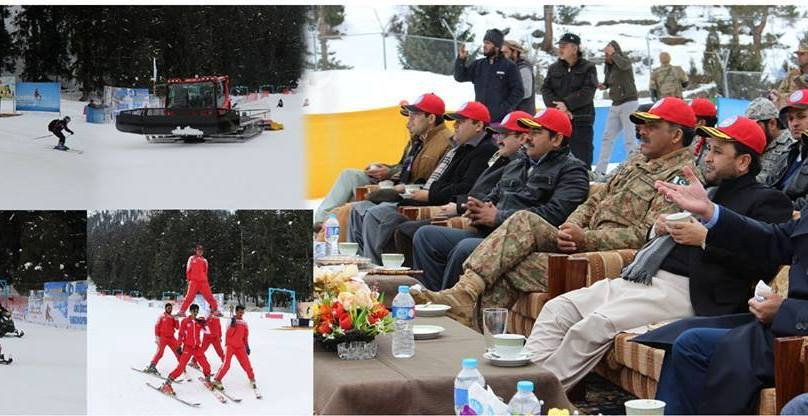 Ski championship promotes country's positive image, Chief Minister Gilgit-Baltistan