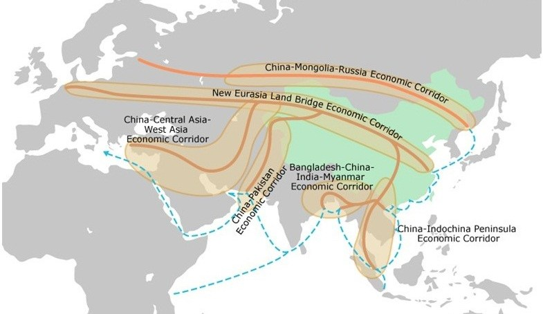China's constructive approach to regional development