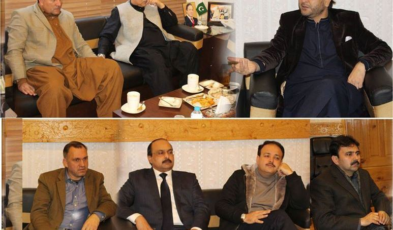 CM directs officials to speed up efforts for the establishment of medical college in GB