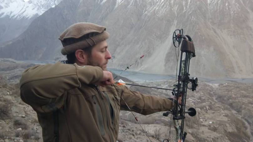 Canadian becomes first bow hunter in GB history