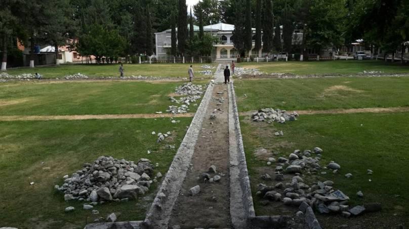 "15 million being spent on ""renovation"" of Yadgar-e-Shuhada"