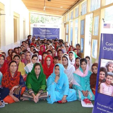 145 community members in Ishkoman sensitized about rights and issues of vulnerable children
