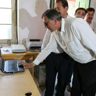 i-Tech center inaugurated in Gulmit