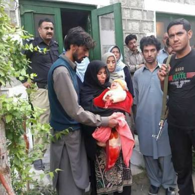 Skardu: Police recover abducted infant from a house in District Ghanche, couple arrested