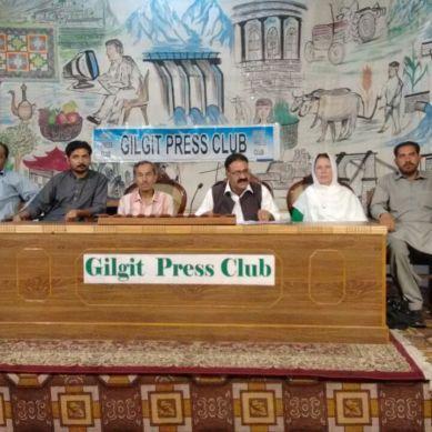 "PTI accuses Chief Minister Gilgit-Baltistan of ""Treason"""