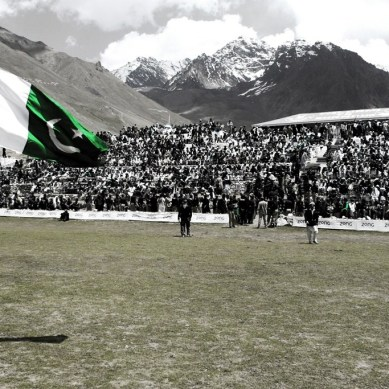 Preparations afoot to organize the world's biggest freestyle polo contest at Shandur