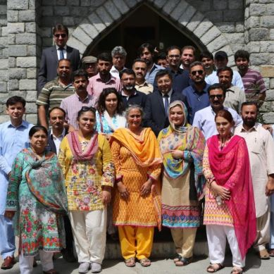 Gilgit: Study on customary laws launched