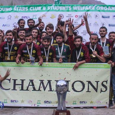 Mountain Boys Gulmit FC has won Season V of the Gulmit Premier League