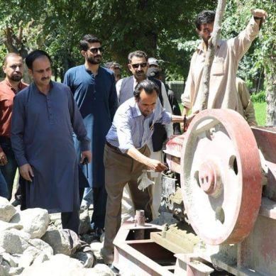Health & Environmental Concerns: 34 Crushing Plants closed in Gilgit