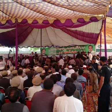 Ground Breaking: Safe drinking water scheme to benefit around 50,000 people in Danyore
