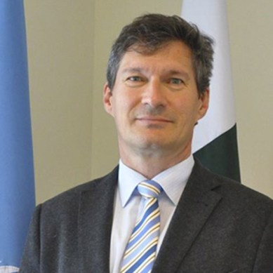 UN Resident Coordinator lauds GB govt's development, planning interventions