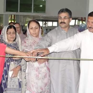 Pioneering Yoga Center for Women Opens in Gilgit