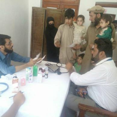 Baltistan Doctors Forum conducts free medical camp in Thor Valley, Diamer