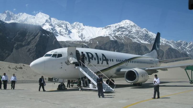 Boosting Tourism: PIA to operate flights from Karachi, Lahore to Gilgit-Baltistan