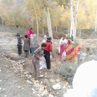CHEPS takes Clean and Green Pakistan to every Village in Chitral