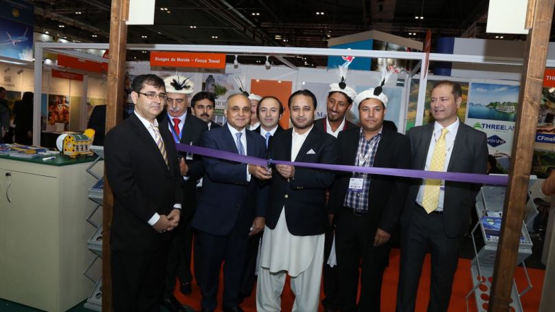 CM inaugurates GB stall at world travel market expo in London