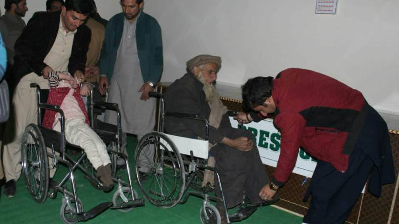 International Day of Persons with Disabilities observed in Chilas