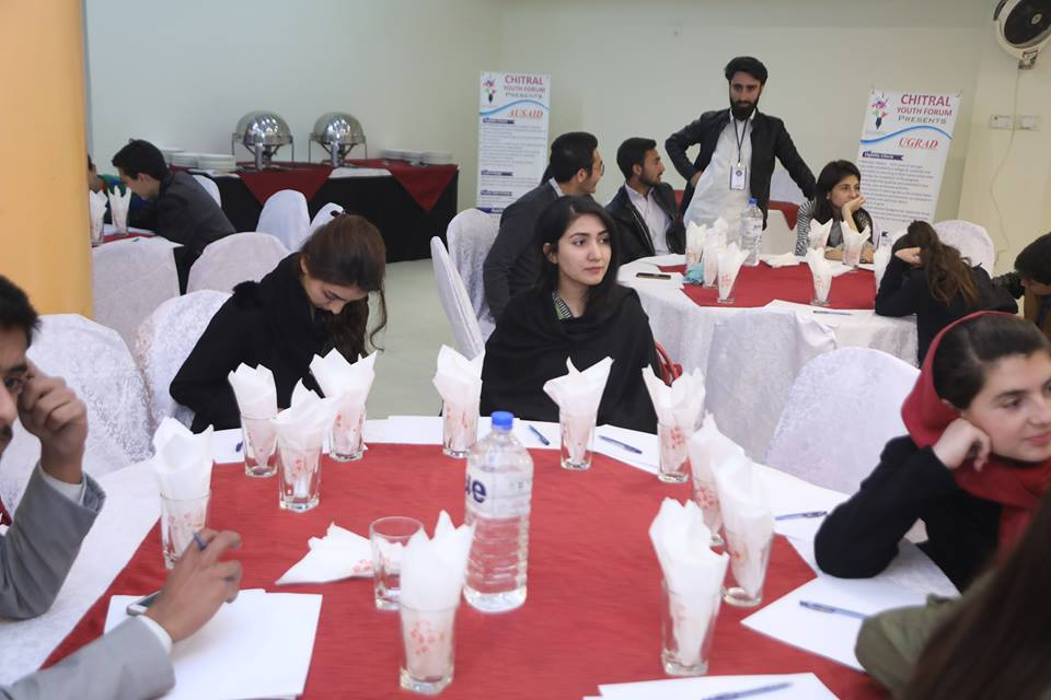 Chitral Youth Forum organizes Scholarship Expo in Islamabad | PAMIR