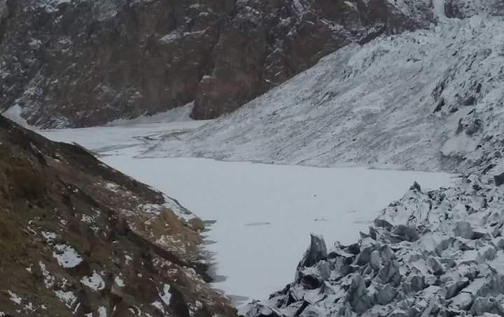 Khurdopin Glacier Surge Situation critical, AKAH and GBDMA developing contingency plans