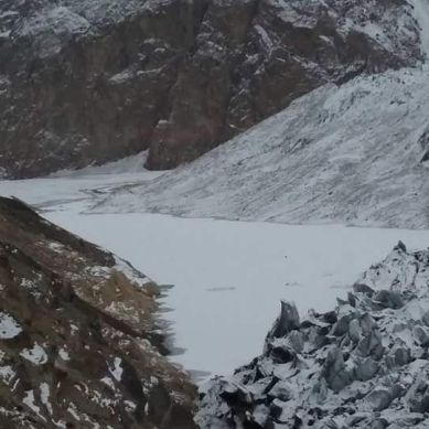 Chances of Khurdopin Glacier Lake drainage high during spring, summer: Expert