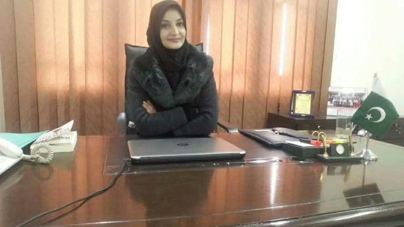 Ms. Fozia Zulfiqar, First Woman CSS Officer of Gilgit Region
