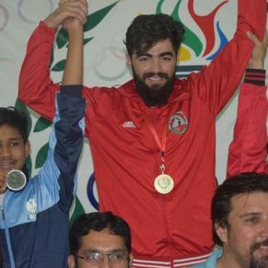 Taekwondo Champion, Kamran Majeed, ignored by Gilgit-Baltistan Sports Board