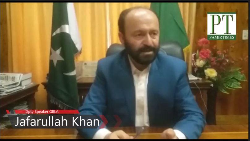 Most female legislators in Gilgit-Baltistan are non-serious, stay silent in assembly: Deputy Speaker