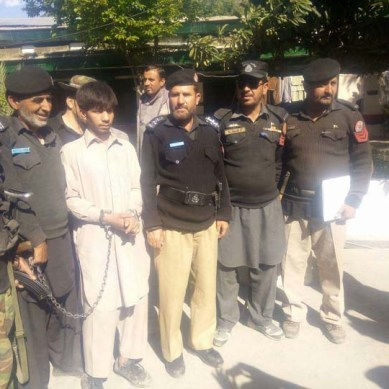 Young man arrested for sexually assaulting 11-year-old girl in Ashirat, Chitral