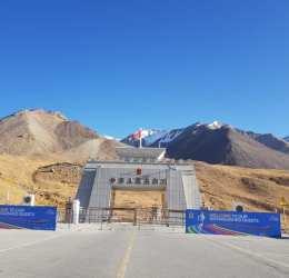 """Pak-China border to open soon"""
