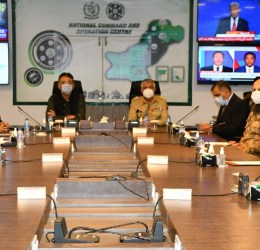 Gilgit-Baltistan's COVID positivity ratio increasing