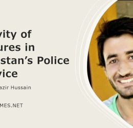 Brevity of Tenures in Pakistan's Police Service