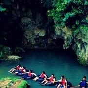 cavetubing pindul cave