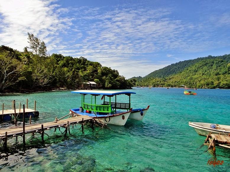 Rubiah Island Sabang