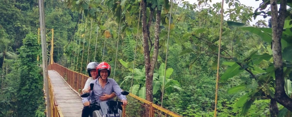 Historical Jogja Trail Panorama | Pamitran Motorbike Adventure Tours
