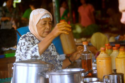 Traditional Jamu Herbal Tour