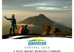 2D1N Merbabu Camping Adventure
