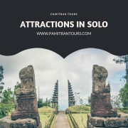 Attractions in Solo Surakarta