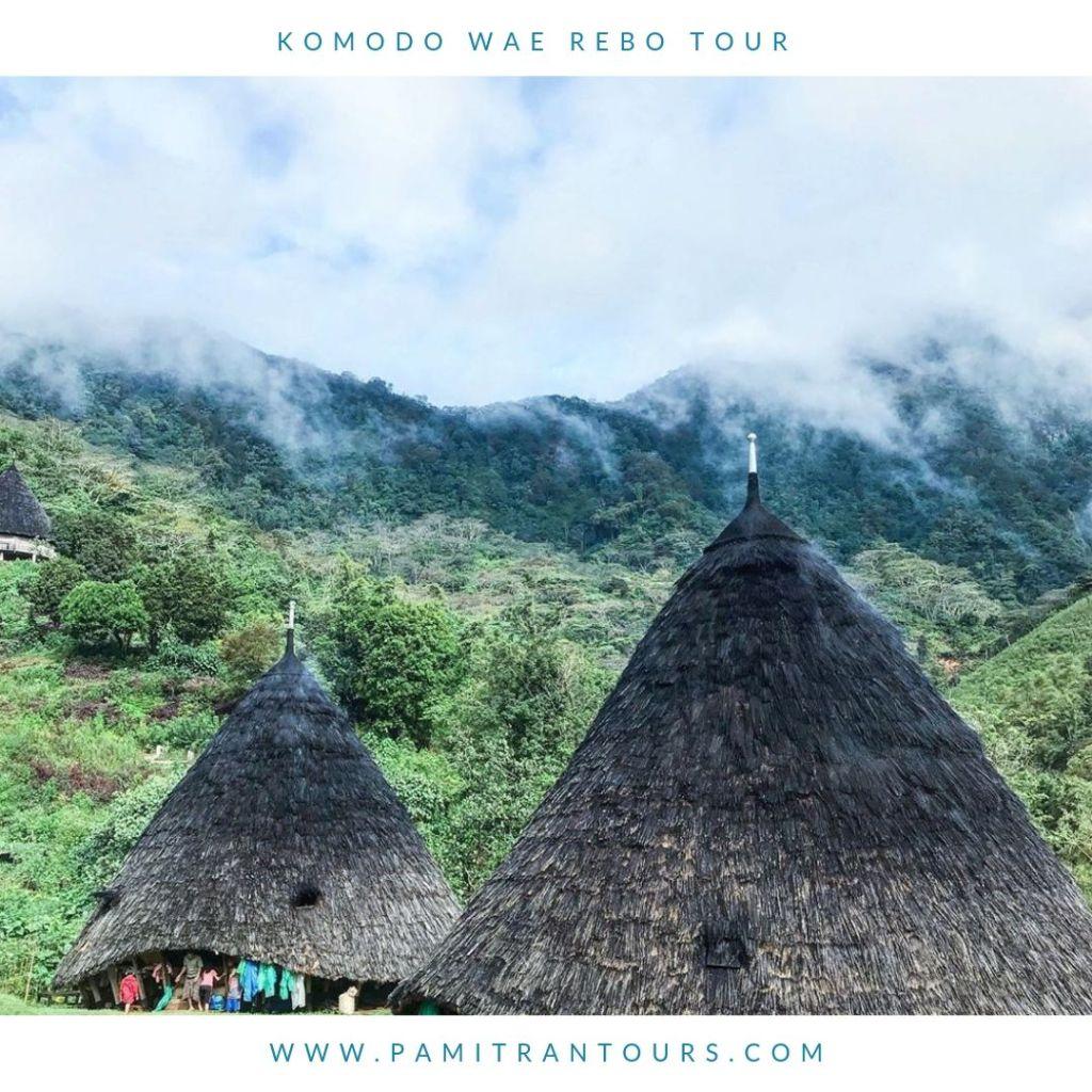 Komodo Wae Rebo Tour