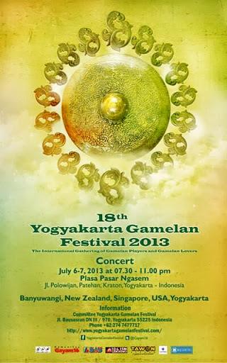 Gamelan Festival 2013