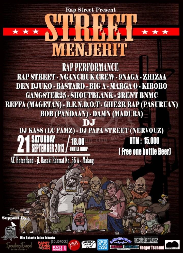 Rap Street back to basic_ 2