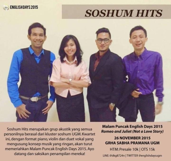 soshum hits
