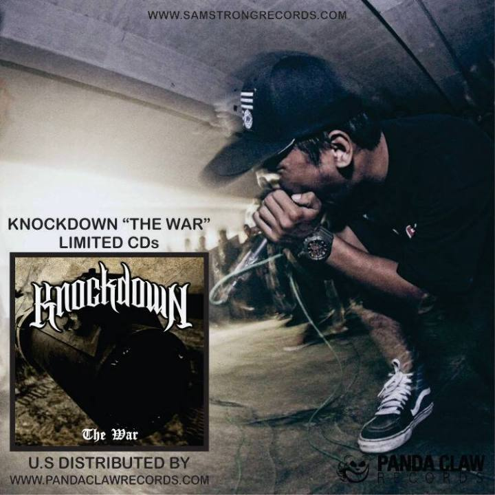 Knockdown Pandaclaw Records