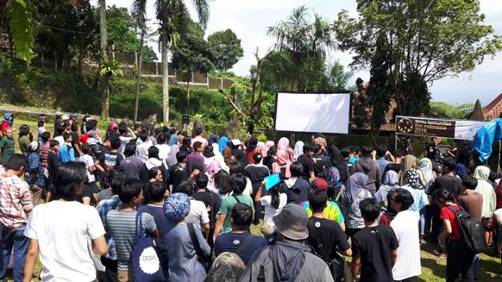 #TKFI2016 Para pegiat dan perwakilan komunitas berkumpul bersama