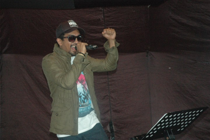 LIBERTARIA - PRESS CONF - Glenn Fredly