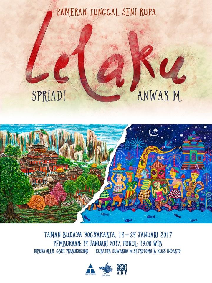 Official poster Lelaku