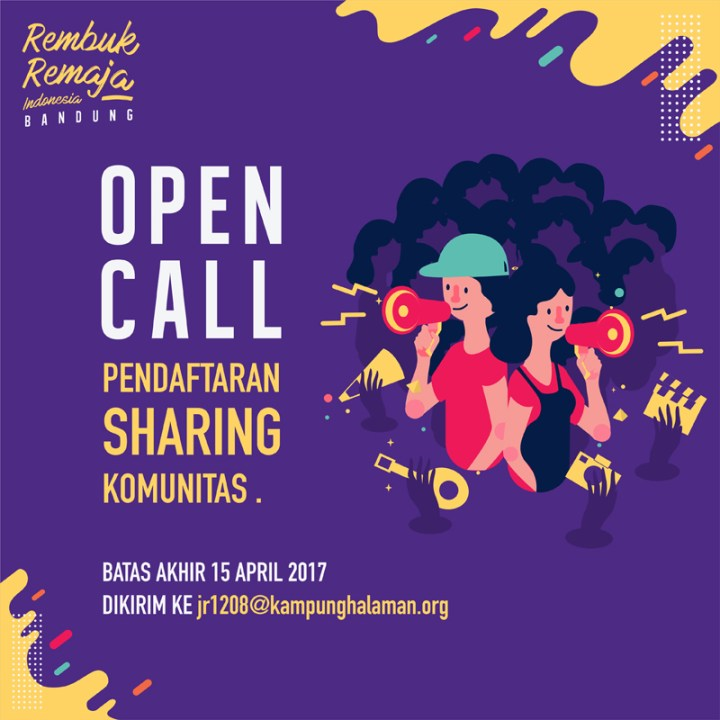 OPEN CALL VERSI 1 #RR