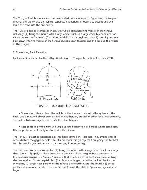 small resolution of oral motor diagrams